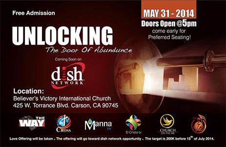 Unlocking Event